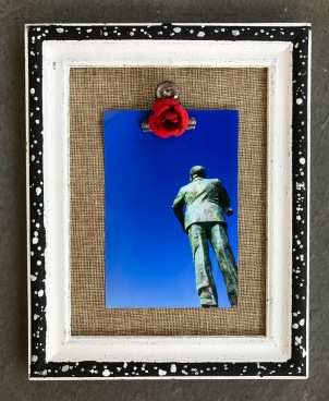 'Louis' - Framed Photo Art