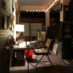 Nighttime Studio Space