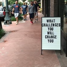 What Challenges You Will Change You